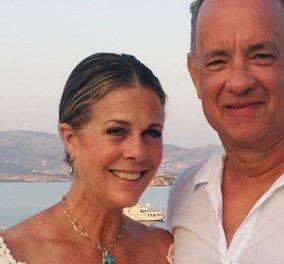 Επέτειος γάμου για την Rita Wilson και τον Tom Hanks: 33 χρόνια παντρεμένη με τον «καλύτερο φίλο, τον εραστή, τον άντρα» της (φωτό) - Κυρίως Φωτογραφία - Gallery - Video