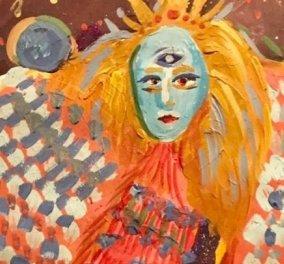 9χρονη Ουλιάνα : Με εισιτήριο μια ζωγραφιά η μικρούλα & η οικογένειά της απολαμβάνουν διακοπές στην Χαλκιδική - Πως κέρδισε το εισιτήριο;  - Κυρίως Φωτογραφία - Gallery - Video