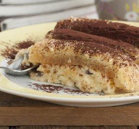 Ο Στέλιος Παρλιάρος μας «ταξιδεύει» στην Ουγγαρία με μια καταπληκτική συνταγή -  Ζουμερό γλυκό με κρέμα, σταφίδες και ρούμι - Κυρίως Φωτογραφία - Gallery - Video