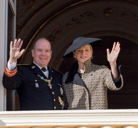 Χωρίς την Σαρλίν θα περάσει ο Αλβέρτος του Μονακό την 10η επέτειο γάμου - έβγαλαν όμως ένα ωραίο βίντεο! - Παραμένει στη Νότια Αφρική η πριγκίπισσα  - Κυρίως Φωτογραφία - Gallery - Video
