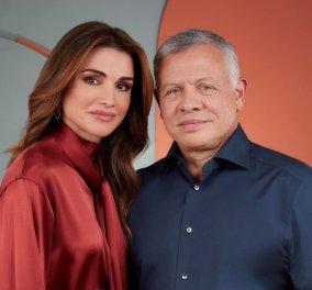 28 χρόνια γάμου κλείνουν η βασίλισσα Ράνια της Ιορδανίας με τον βασιλιά Αμπντάλα - Από Παλαιστίνια πρόσφυγας σε παλάτι (φωτό) - Κυρίως Φωτογραφία - Gallery - Video