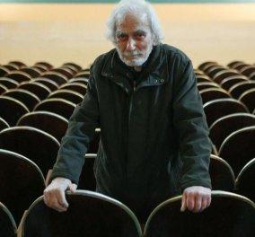 Ο Ματθαίος Πόταγας θρυλικός ιδιοκτήτης του Παλλάς στο Παγκράτι πέθανε 94 ετών - Ο πιο παλιός κάτοχος κινηματογραφικής αίθουσας στην Ελλάδα (φώτο) - Κυρίως Φωτογραφία - Gallery - Video