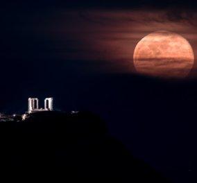 Έρχεται η τελευταία υπερπανσέληνος του 2021: Το βράδυ της Πέμπτης το «Φεγγάρι της Φράουλας» στολίζει τον ουρανό - Κυρίως Φωτογραφία - Gallery - Video