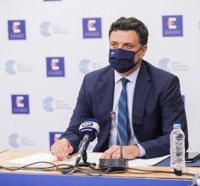 Live - Κορωνοϊός: Η ενημέρωση από τον Υπουργό Υγείας Βασίλη Κικίλια - Κυρίως Φωτογραφία - Gallery - Video