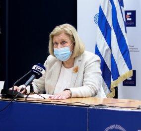 Θεοδωρίδου: Τέλος το εμβόλιο της AstraZeneca για τους κάτω των 60 ετών - Η σύσταση της Επιτροπής Εμβολιασμών (βίντεο) - Κυρίως Φωτογραφία - Gallery - Video