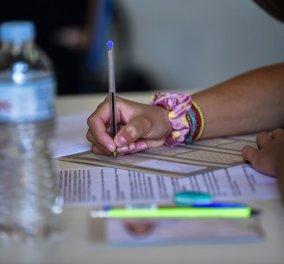 Πανελλαδικές Εξετάσεις 2021: Αυτά είναι τα θέματα που έπεσαν στα Νέα Ελληνικά για τους υποψηφίους των ΕΠΑΛ - Κυρίως Φωτογραφία - Gallery - Video