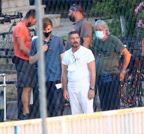 Αντόνιο Μπαντέρας: Ξεκίνησαν τα γυρίσματα του «The Enforcer» στη Θεσσαλονίκη - Δείτε εικόνες από το σετ (φωτό & βίντεο) - Κυρίως Φωτογραφία - Gallery - Video