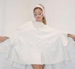 Η φρεσκοπαντρεμένη Ariana Grande είχε γενέθλια: Γιόρτασε τα 28 με μια γλυκιά throwback φωτό -«σε προσέχω!» λέει στο παιδί μέσα της - Κυρίως Φωτογραφία - Gallery - Video