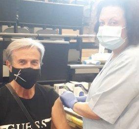 Στο νοσοκομείο με κορωνοϊο ο Τάκης Χρυσικάκος - Είχε κάνει και τις δύο δόσεις του εμβολίου (βίντεο) - Κυρίως Φωτογραφία - Gallery - Video