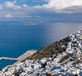 Αστυπάλαια: Το πρώτο ενεργειακά «έξυπνο και πράσινο» νησί της Μεσογείου - Τι κάνει η Volkswagen - Μητσοτάκης εκεί σήμερα  - Κυρίως Φωτογραφία - Gallery - Video
