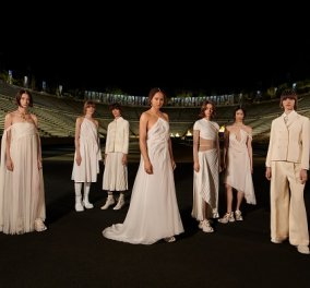 Στα backstage της επίδειξης του Dior στο Καλλιμάρμαρο: Η Maria Grazia Chiuri ενθουσιασμένη με τον χώρο - η Catherine Deneuve με το show (βίντεο) - Κυρίως Φωτογραφία - Gallery - Video