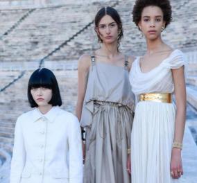 Dior Celebrates Greece: Απόψε στις 9 το βράδυ στο Καλλιμάρμαρο live σε όλο τον κόσμο ύμνος στην μόδα & στα 200 χρόνια της Ελληνικής Επανάστασης (φωτο)  - Κυρίως Φωτογραφία - Gallery - Video
