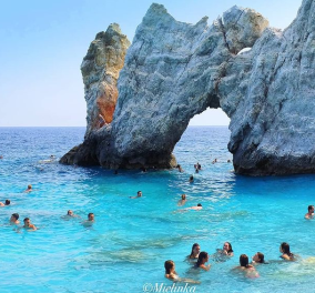 #GreekSummer2021: H @annamielin παρουσιάζει την παραλία Λαλάρια της Σκιάθου - Οι Έλληνες φωτογράφοι προτείνουν - Κυρίως Φωτογραφία - Gallery - Video