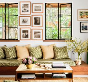 Σπύρος Σούλης: Φτιάξτε ένα απολύτα καλοκαιρινό σπίτι με τους πιο οικονομικούς τρόπους! - Κυρίως Φωτογραφία - Gallery - Video