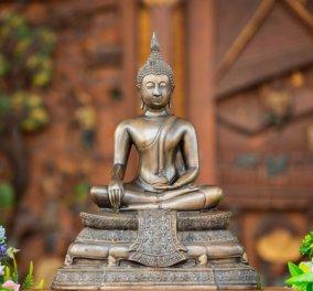 Αν είσαι καθαρός μέσα σου, δεν σε πειράζει ό,τι και να λένε για σένα - H ιστορία με τον Βούδα  - Κυρίως Φωτογραφία - Gallery - Video
