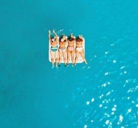 Όλο το καλοκαίρι σε πέντε φωτό: Ο Spathumpa & το drone του μας ταξιδεύουν στο τυρκουάζ της ελληνικής θάλασσας - Κυρίως Φωτογραφία - Gallery - Video