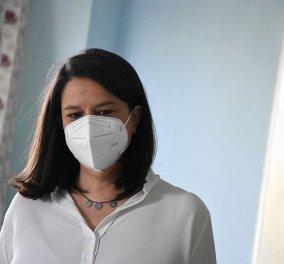 Η Νίκη Κεραμέως κατέθεσε κατεπείγουσα αγωγή σχετικά με την 24ωρη απεργία της 16/6 - Για τη διασφάλιση των Πανελλαδικών - Κυρίως Φωτογραφία - Gallery - Video
