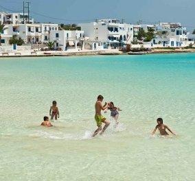 Διακοπές στα Κουφονήσια από 72 ευρώ: Καλοκαίρι στο νησί των Μικρών Κυκλάδων και στα τυρκουάζ, κρυστάλλινα νερά του (φωτό) - Κυρίως Φωτογραφία - Gallery - Video