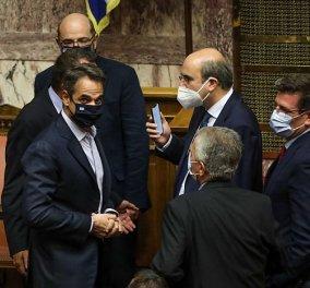 Βουλή: Με 158 ψήφους «πέρασε» το εργασιακό νομοσχέδιο επί της αρχής - Τα κυριότερα σημεία   - Κυρίως Φωτογραφία - Gallery - Video