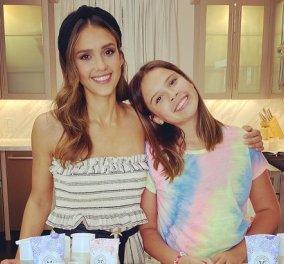 Η μεγάλη κόρη της Jessica Alba είναι η μίνι version της! Κούκλα η 13χρονη Honor - είχε γενέθλια & η μαμά της κατασυγκινήθηκε (φωτό) - Κυρίως Φωτογραφία - Gallery - Video