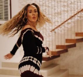 Η μεταμόρφωση της Adele: Καρέ-καρέ πώς κατάφερε από πολύ εύσωμη να γίνει τελικά μία λεπτή γυναίκα (φωτό) - Κυρίως Φωτογραφία - Gallery - Video