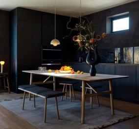 Σπύρος Σούλης: Σκούρα χρώματα στον τοίχο; Χρησιμοποιήστε τα σωστά - Το αποτέλεσμα θα σας δικαιώσει  - Κυρίως Φωτογραφία - Gallery - Video