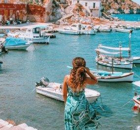 #GreekSummer 2021: Η @katemeets παρουσιάζει την πανέμορφη Ύδρα - Οι Έλληνες φωτογράφοι προτείνουν  - Κυρίως Φωτογραφία - Gallery - Video