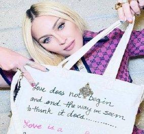 Μαντόνα - Ναόμι -  Χάλι Μπέρι - Λάιονελ Ρίτσι - φτιάχνουν tote τσάντες για καλό σκοπό - Η μόδα συναντά τη φιλανθρωπία (φώτο) - Κυρίως Φωτογραφία - Gallery - Video