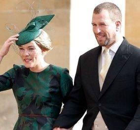 Μια «θλιβερή ημέρα» για τον εγγονό της βασίλισσας: Οριστικό το διαζύγιο του Peter Phillips με την Autumn - ήταν η «αγαπημένη» της  Ελισάβετ (φωτό & βίντεο) - Κυρίως Φωτογραφία - Gallery - Video