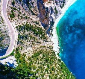 #GreekSummer 2021: O @diokaminaris παρουσιάζει την Παραλία Μύρτος στην Κεφαλονιά - Οι Έλληνες φωτογράφοι προτείνουν  - Κυρίως Φωτογραφία - Gallery - Video