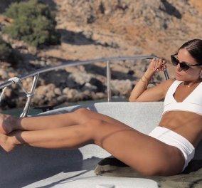 Made in Greece τα μαγιό RAW swimwear: Διαχρονική απλότητα και γεωμετρία για τις πιο στυλάτες εμφανίσεις στην παραλία (φωτό) - Κυρίως Φωτογραφία - Gallery - Video