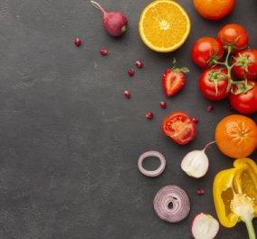 Τα φρούτα και τα λαχανικά αυξάνουν το αίσθημα της ευτυχίας - Τι συμβαίνει στο σώμα μας όταν τα καταναλώνουμε;  - Κυρίως Φωτογραφία - Gallery - Video