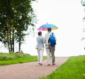Χαλάει ο καιρός: Πού αναμένονται βροχές και καταιγίδες σήμερα Δευτέρα - Κυρίως Φωτογραφία - Gallery - Video