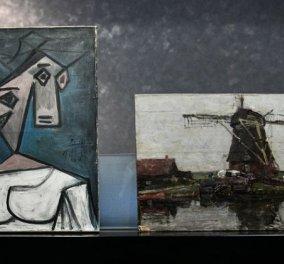 Ποιος είναι ο 49χρονος ελαιοχρωματιστής που έκλεψε τους πίνακες του Πικάσο και του Μοντριάν - Η αγάπη για την τέχνη & τα ταξίδια στο εξωτερικό (βίντεο)    - Κυρίως Φωτογραφία - Gallery - Video