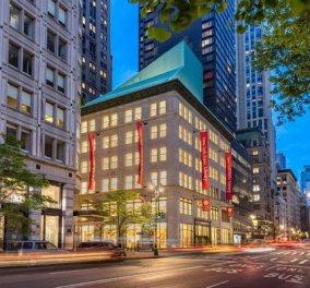 """Το Ίδρυμα Σταύρος Νιάρχος """"προσγειώνεται"""" στη Νέα Υόρκη - Ανοιχτή για το κοινό η δανειστική βιβλιοθήκη στην καρδιά της πόλης (φώτο-βίντεο) - Κυρίως Φωτογραφία - Gallery - Video"""