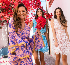 Made in Greece τα ρούχα της MYA: Οι πιο κομψές, αέρινες δημιουργίες του φετινού καλοκαιριού έχουν χρώμα ελληνικό (φωτό) - Κυρίως Φωτογραφία - Gallery - Video