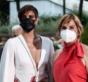 Το dress code των κυριών στην δεξίωση στο Προεδρικό Μέγαρο: Μπεκατώρου, Παπαχαραλάμπους, Δανδουλάκη, Σία & Νίκη, Νόνη & Έμυ (φωτό) - Κυρίως Φωτογραφία - Gallery - Video
