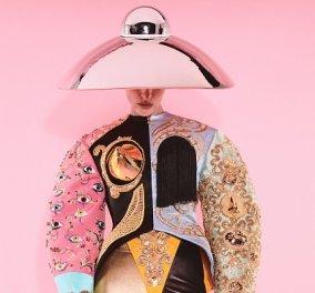 Ο haute couture «Ταυρομάχος» του Schiaparelli: Περίτεχνα κεντήματα, απίθανα χρώματα, χρυσό, ασήμι - μια εξτραβαγκάντ κολεξιόν (φωτό & βίντεο) - Κυρίως Φωτογραφία - Gallery - Video