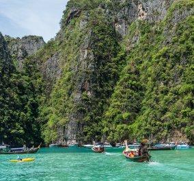 Ταϊλάνδη: Άνοιξε και πάλι για τους τουρίστες το Πουκέτ - Ο δημοφιλέστερος παράδεισος της Ασίας υποδέχεται ξανά τους  φίλους του (φώτο) - Κυρίως Φωτογραφία - Gallery - Video
