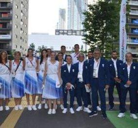 Βίντεο Τόκιο 2020: Τι θα δούμε στην τελετή έναρξης των Ολυμπιακών Αγώνων - Οι Έλληνες αθλητές που πάνε για μετάλλιο (φώτο) - Κυρίως Φωτογραφία - Gallery - Video