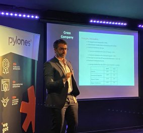 F5 και Pylones Hellas κλείνουν 20 χρόνια συνεργασίας και μοιράζονται το όραμά τους για το μέλλον του ψηφιακού μετασχηματισμού Ελλάδας και Κύπρου - Κυρίως Φωτογραφία - Gallery - Video