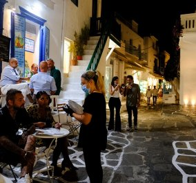 Μύκονος: Αντιδράσεις στο νησί μετά την επιβολή του mini Lockdown - Άρση των μέτρων ζητά ο δήμαρχος (φώτο-βίντεο) - Κυρίως Φωτογραφία - Gallery - Video