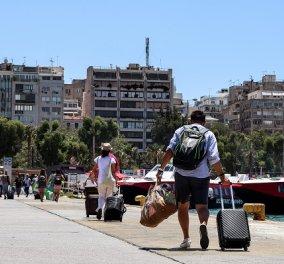 Κορωνοϊός - Ελλάδα: 1.001 κρούσματα, 177 διασωληνωμένοι και 9 θάνατοι - Κυρίως Φωτογραφία - Gallery - Video