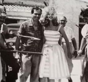 Καλοκαίρι 1961: Όταν «ινδιάνοι απαγωγείς» με αγγελιοφόρο τον Ντίνο Ηλιόπουλο πήγαν να «αρπάξουν» την Αλίκη Βουγιουκλάκη (φωτό) - Κυρίως Φωτογραφία - Gallery - Video