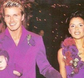 David & Victoria Beckham: Επέτειος 22 χρόνων γάμου - 4 παιδιά, 450 εκατ δολ net worth!! - Το ζευγάρι χρυσός! (φωτό & βίντεο) - Κυρίως Φωτογραφία - Gallery - Video