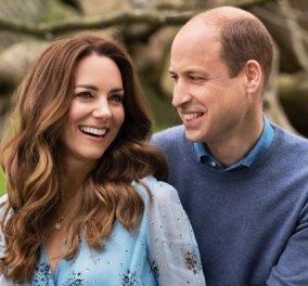 Βγήκε από την καραντίνα η Kate Middleton & πήγε στο Wimbledon με τον William - Στα πράσινα η Δούκισσα, στα θαλασσί ο πρίγκιπας της (φωτό) - Κυρίως Φωτογραφία - Gallery - Video