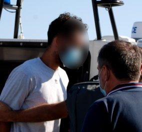 Φολέγανδρος: Αποπειράθηκε να αυτοκτονήσει  ο καθ' ομολογία δολοφόνος της Γαρυφαλλιάς - Επιχείρησε να κρεμαστεί στο κελί του - Σήμερα η απολογία στον ανακριτή (βίντεο) - Κυρίως Φωτογραφία - Gallery - Video