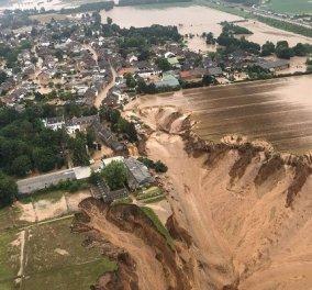 Ανεβαίνει ο αριθμός των νεκρών από τις φονικές πλημμύρες στην Γερμανία - Δραματική η κατάσταση και σε Ολλανδία & Βέλγιο (φωτό & βίντεο) - Κυρίως Φωτογραφία - Gallery - Video