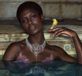 Ο κήπος των απολαύσεων - Η νέα συλλογή κοσμημάτων του Gucci: Ένα ουράνιο τόξο από διαμάντια, ζαφείρια & ρουμπίνια(φωτό) - Κυρίως Φωτογραφία - Gallery - Video