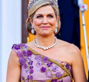 Βασίλισσα Μάξιμα: Εκθαμβωτική όπως πάντα - Τα outfits της όμορφης γαλαζοαίματης στην επίσκεψη της στη Γερμανία (φωτό) - Κυρίως Φωτογραφία - Gallery - Video
